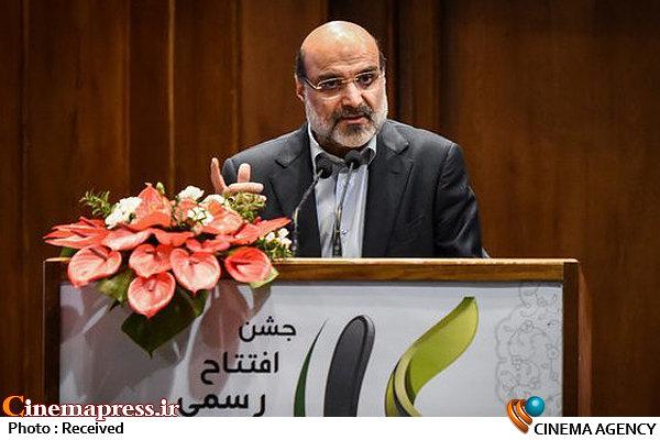 مراسم افتتاح رسمی شبکه ایران کالا - عبدالعلی علی عسگری