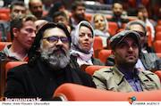 رضا ایرانمنش در مراسم اختتامیه دومین جشنواره فیلم و عکس راه آهن