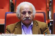 سعید پیردوست در مراسم اختتامیه دومین جشنواره فیلم و عکس راه آهن