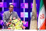 صادق سکری در مراسم اختتامیه دومین جشنواره فیلم و عکس راه آهن