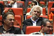 عنایت الله بخشی در مراسم اختتامیه دومین جشنواره فیلم و عکس راه آهن