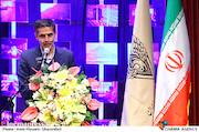 سعید محمدزاده در مراسم اختتامیه دومین جشنواره فیلم و عکس راه آهن