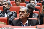 رضا ناجی در مراسم اختتامیه دومین جشنواره فیلم و عکس راه آهن