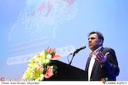 عباس آخوندی در مراسم اختتامیه دومین جشنواره فیلم و عکس راه آهن