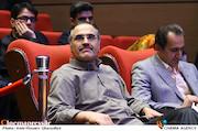 بهزاد خداویسی در مراسم اختتامیه دومین جشنواره فیلم و عکس راه آهن