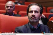 مهدی شفیعی در مراسم اختتامیه دومین جشنواره فیلم و عکس راه آهن