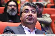 محمدمهدی طباطبایی نژاد در مراسم اختتامیه دومین جشنواره فیلم و عکس راه آهن