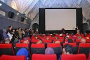 آیین گشایش انیمیشن «قلب سیمرغ» در موزه سینما