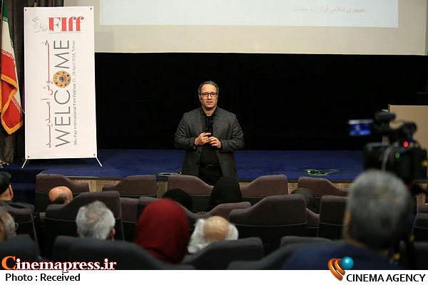 دبیر جشنواره جهانی فیلم فجر با سینماگران گفتگو کرد