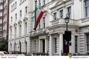 سکوت سلبریتیها در برابر پایین کشیدن پرچم ایران