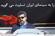 سخنرانی محمدرضا عرب در مراسم تشییع پیکر مرحوم «همایون شهنواز»