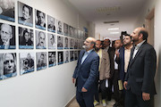 دیوار مشاهیر در دانشگاه صدا و سیما