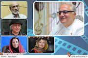 هنرمندی دغدغه مند که هرگز از یادها نمی رود!/ سینماگران همزمان با اولین سالگرد درگذشت وی از فراق مرد سفیدپوش سینمای ایران می گویند