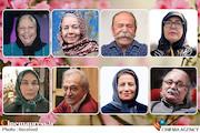 تبریک پیشکسوتان سینما به مردم ایران/ آرزوی اهالی سینما رفع مشکلات اقتصادی، بیکاری، تورم و بیماری در جامعه!