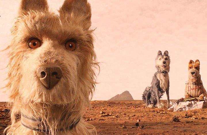 """فیلم انیمیشن """"جزیره سگ ها"""""""
