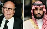 روپرت مورداک - شاهزاده سعودی