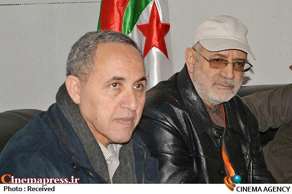 جمال شورجه در الجزایر