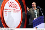 سخنرانی محسن مومنی شریف در مراسم افتتاحیه هفته هنر انقلاب اسلامی