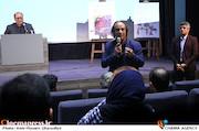 سیف الله صمدیان در نشست خبری سی و ششمین جشنواره جهانی فیلم فجر