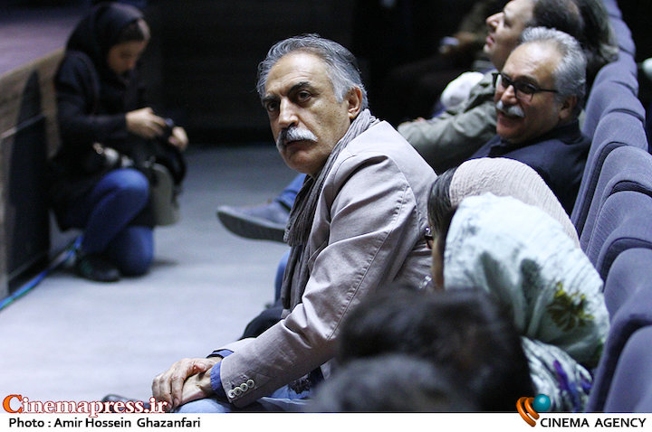 علیرضا شجاع نوری در نشست خبری سی و ششمین جشنواره جهانی فیلم فجر