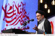 حجتالاسلام سیدمهدی خاموشی در مراسم انتخاب چهره سال هنر انقلاب اسلامی