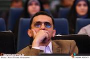 حسن روحالامین در مراسم انتخاب چهره سال هنر انقلاب اسلامی