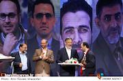 مراسم انتخاب چهره سال هنر انقلاب اسلامی