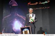 حمید حسام چهره سال هنر انقلاب اسلامی در سال 96