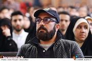 مجید صالحی در تجلیل از عوامل به وقت شام در دانشگاه تهران