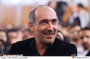هادی حجازی فر در تجلیل از عوامل به وقت شام در دانشگاه تهران
