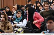 تجلیل از عوامل به وقت شام در دانشگاه تهران