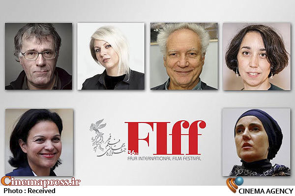 ۶ مهمان ویژه دیگر در جشنواره جهانی فیلم فجر