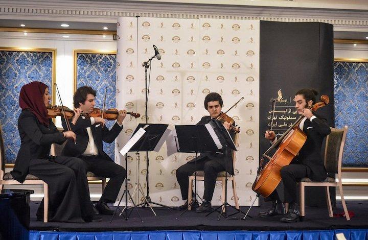 رونمایی از لباس رهبران و اعضای ارکسترهای دولتی