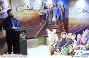 احسان محمدحسنی در مراسم تقدیر از عوامل سریال پایتخت ۵
