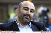 محسن تنابنده در مراسم تقدیر از عوامل سریال پایتخت ۵
