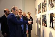 افتتاحیه نمایشگاه عکس «انتفاضه»