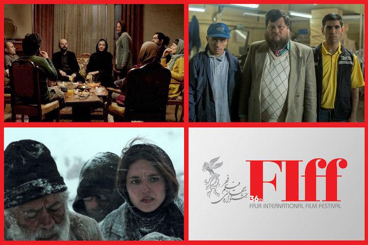 رقابت ۵ فیلم ایرانی و ۶ فیلم خارجی برای جایزه بهترین فیلم اول