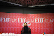 شبنم مقدمی در اولین روز سیوششمین جشنواره جهانی فیلم فجر