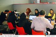 اعضای ستاد خبری سیوششمین جشنواره جهانی فیلم فجر