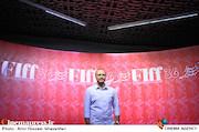 منوچهر زنده دل در اولین روز سیوششمین جشنواره جهانی فیلم فجر