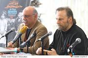 فرانکو نرو در دومین روز سیوششمین جشنواره جهانی فیلم فجر