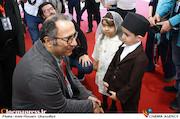 رضا میرکریمی در دومین روز سیوششمین جشنواره جهانی فیلم فجر