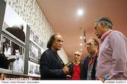 افتتاح نمایشگاه عکس در دومین روز سیوششمین جشنواره جهانی فیلم فجر