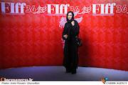 پریناز ایزدیار در دومین روز سیوششمین جشنواره جهانی فیلم فجر