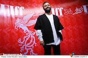 صابر ابر در دومین روز سیوششمین جشنواره جهانی فیلم فجر