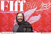 مرضیه برومند در دومین روز سیوششمین جشنواره جهانی فیلم فجر
