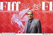 رضا ناجی در دومین روز سیوششمین جشنواره جهانی فیلم فجر