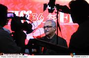 امیر اسفندیاری در دومین روز سیوششمین جشنواره جهانی فیلم فجر