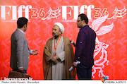 حجت الاسلام و المسلمین محمدرضا زائری در دومین روز سیوششمین جشنواره جهانی فیلم فجر