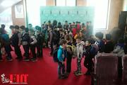 استقبال ۴ هزار دانش آموز تهرانی از طرح «زنگ هفتم»